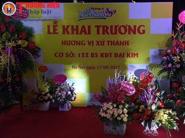 Hà Nội : Ra mắt chuỗi nhà hàng Hương vị xứ Thanh tại Hà Nội