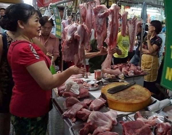mô hình chợ an toàn thực phẩm, thí điểm