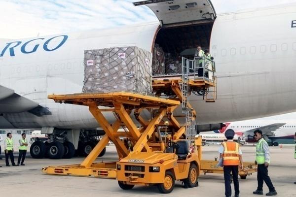 hàng viện trợ từ Belarus