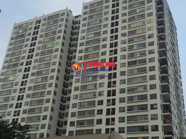 Chung cư Capital Garden