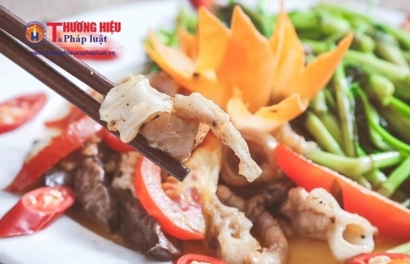 cá lăng Việt Trì