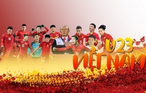 U23 Việt Nam làm từ thiện