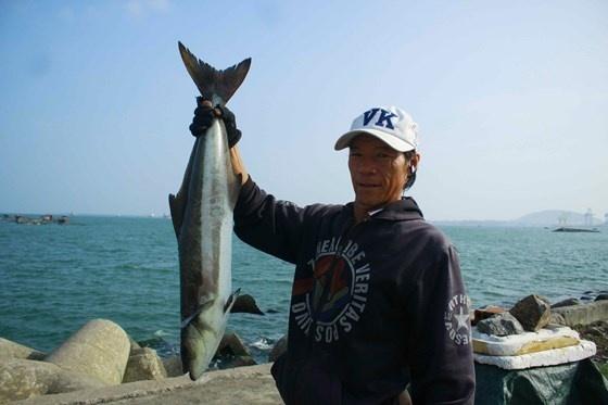mỗi con cá giá gần 1 triệu đồng