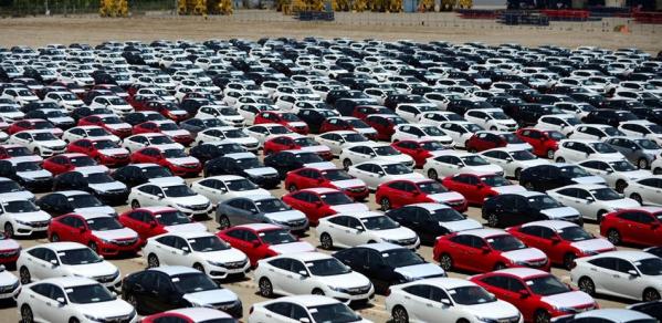 ô tô nguyên chiếc nhập khẩu, ô tô nguyên chiếc