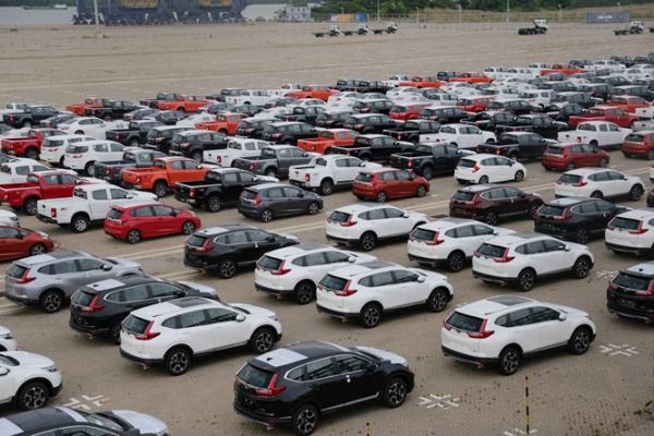 Bộ GTVT, nhập khẩu ô tô