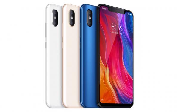Xiaomi, Xiaomi Mi 8