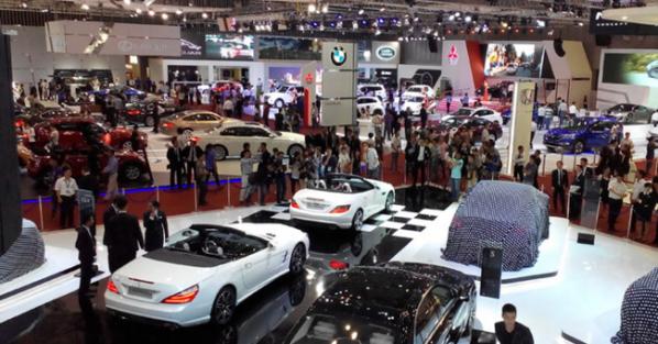 thị trường ô tô Việt tháng 5, xe trong nước, xe nhập khẩu