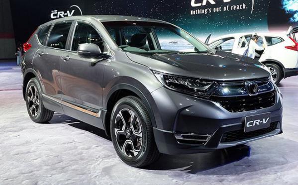 Honda, Honda CR-V tăng giá