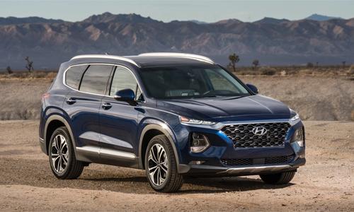 Hyundai, Hyundai Santa Fe 2019