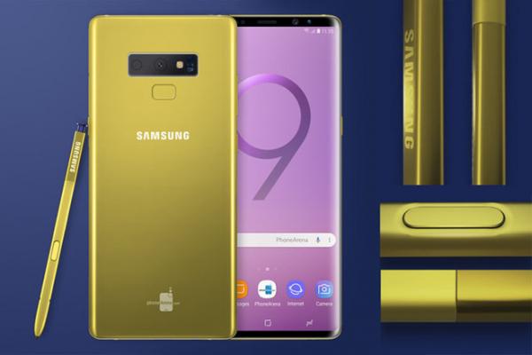 Samsung Galaxy Note 9, Galaxy Note 9