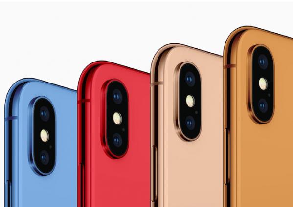 iPhone, iPhone 2018