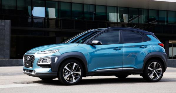 Hyundai, Hyundai Kona