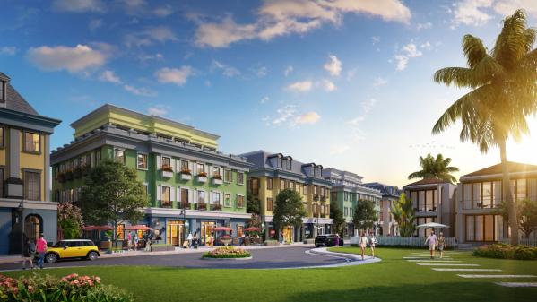 Boutique Shophouse nằm trong quần thể nghỉ dưỡng Sun Premier Village Ha Long Bay (2)