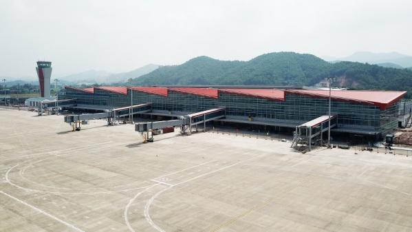 Cảng hàng không quốc tế Vân Đồn sẽ khai thác vào cuối năm nay