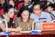 """Chủ tịch Hương Queen ngồi """"ghế nóng"""" cuộc thi """"Người đẹp Hoa Lư 2019"""""""