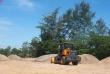 Hà Tĩnh: Bãi tập kết cát trái phép ngang nhiên hoạt động, chính quyền bất lực?