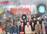 Chủ tịch VATA - TS Lê Ngọc Dũng gửi lời chúc Tết tới độc giả của Thương hiệu và Pháp luật