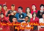 Dàn sao Việt chúc Tết độc giả của Thương hiệu và Pháp luật đầu Xuân Kỷ Hợi