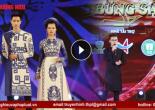 Thương hiệu áo dài Sen trình diễn ấn tượng trong Festival văn hóa truyền thống Việt 2019