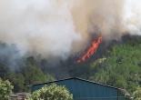 Bắc Trung Bộ liên tiếp xảy ra cháy rừng