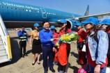 1.000 công nhân tiêu biểu được tặng vé máy bay về quê ăn Tết