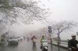 Dự báo thời tiết ngày 17/1: Hà Nội rét đậm, rét hại