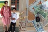 Hà Tĩnh: Học sinh lớp 3 nhặt được tiền, trang sức trị giá 20 triệu tìm người trả lại