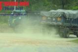 Hà Tĩnh: Xe quá khổ 'tung hoành ngang dọc' trên Quốc lộ 15