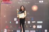 Phạm Thị Hường đạt giải giải ba - Ngành Chăm sóc da