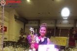 """Phan Thị Liên đoạt giải nhì - Trang điểm nghệ thuật tại cuộc thi """"Ngôi sao Thương hiệu Thẩm mỹ Việt Nam lần thứ I"""""""