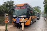 Thanh Hóa: 3 nhà xe không thực hiện Chỉ đạo của Thủ tướng về phòng chống dịch Covi-19 bị tạm giữ