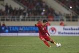 Thưởng lớn cho cầu thủ Việt Nam ghi bàn đầu tiên vào lưới Thái Lan
