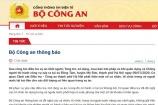 Vụ Đồng Tâm: Bộ Công an phong toả 1 tài khoản ngân hàng