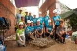Kết thúc dự án Vietnam Big Build 2018, bàn giao 21 căn nhà