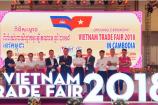 KimmyGroup tham dự hội chợ thương mại Việt Nam - Campuchia 2018
