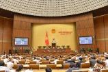 Quốc hội họp phiên bế mạc kỳ họp thứ 6