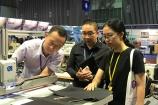Khai mạc 4 triển lãm về công nghiệp dệt may tại TP. HCM