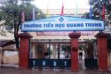 Hà Nội: Bộ Giáo dục chỉ đạo xác minh việc học sinh bị phạt tát 50 cái