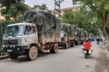 Bộ công an thu giữ trên 100 tấn hàng hóa nghi nhập lậu