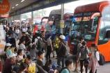 Vé xe khách trong dịp Tết Nguyên đán 2019 tăng không quá 60%