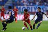 Thua Nhật Bản 0-1, tuyển Việt Nam ngẩng cao đầu rời Asian Cup