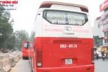 """Hà Nội: Nhà xe KUMHO Việt Thanh """"náo loạn"""" đường phố, ngang nhiên """"vợt khách""""?"""
