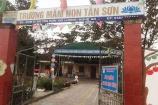 Nghệ An: Bé trai 3 tuổi bất ngờ tử vong ở trường mầm non