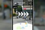 Google mở thử nghiệm tính năng dẫn đường thực tế mới