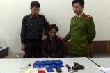 Bắt đối tượng vận chuyển ma túy, bắn trọng thương chiến sỹ Công an