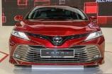 Công bố mức độ an toàn của Toyota Camry 2019 thế hệ mới