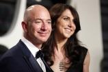 Vợ cũ tỷ phú Jeff Bezos giàu thứ 4 thế giới khi sở hữu 35,6 tỷ USD