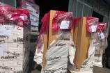 TP.HCM: Phát hiện cả container mỹ phẩm nhập lậu trị giá 'khủng'