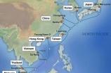 Khôi phục hoàn toàn tuyến cáp quang biển quốc tế APG gặp sự cố