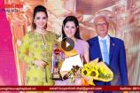 Ca sĩ Đinh Hiền Anh nhận giải Nhân vật của năm trong lễ vinh danh Bông Hồng quyền lực 2019